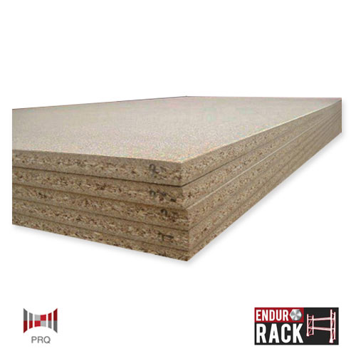Pallet racking board, Particle Board, particle