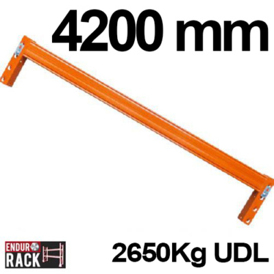 Box beam 4200mm Dexion