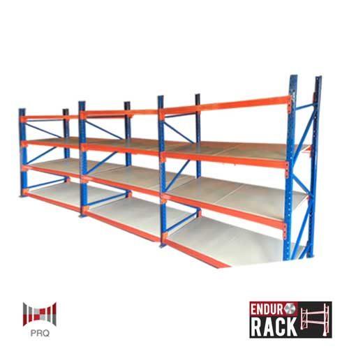 endurorack, longspan shelving, shelving, 4 shelf, heavy duty endurorack