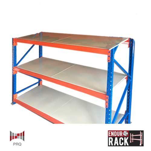3 shelf, endurorack, heavy duty longpsan shelving, longspan shelving, shelving,