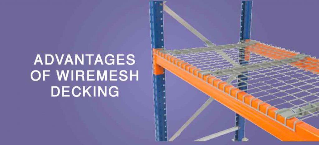 wiremesh decking