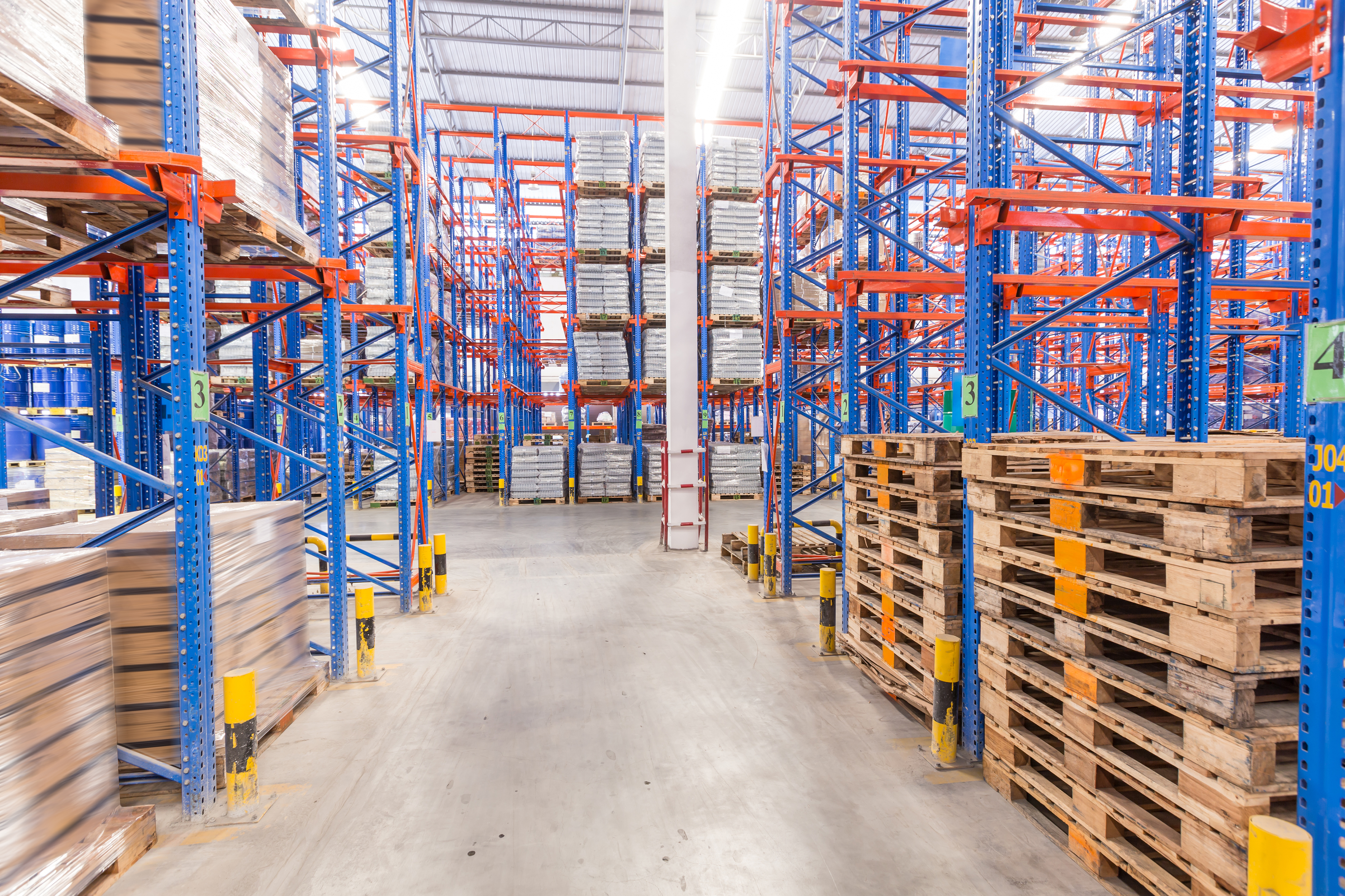 Warehouse Shelving | Pallet Racking