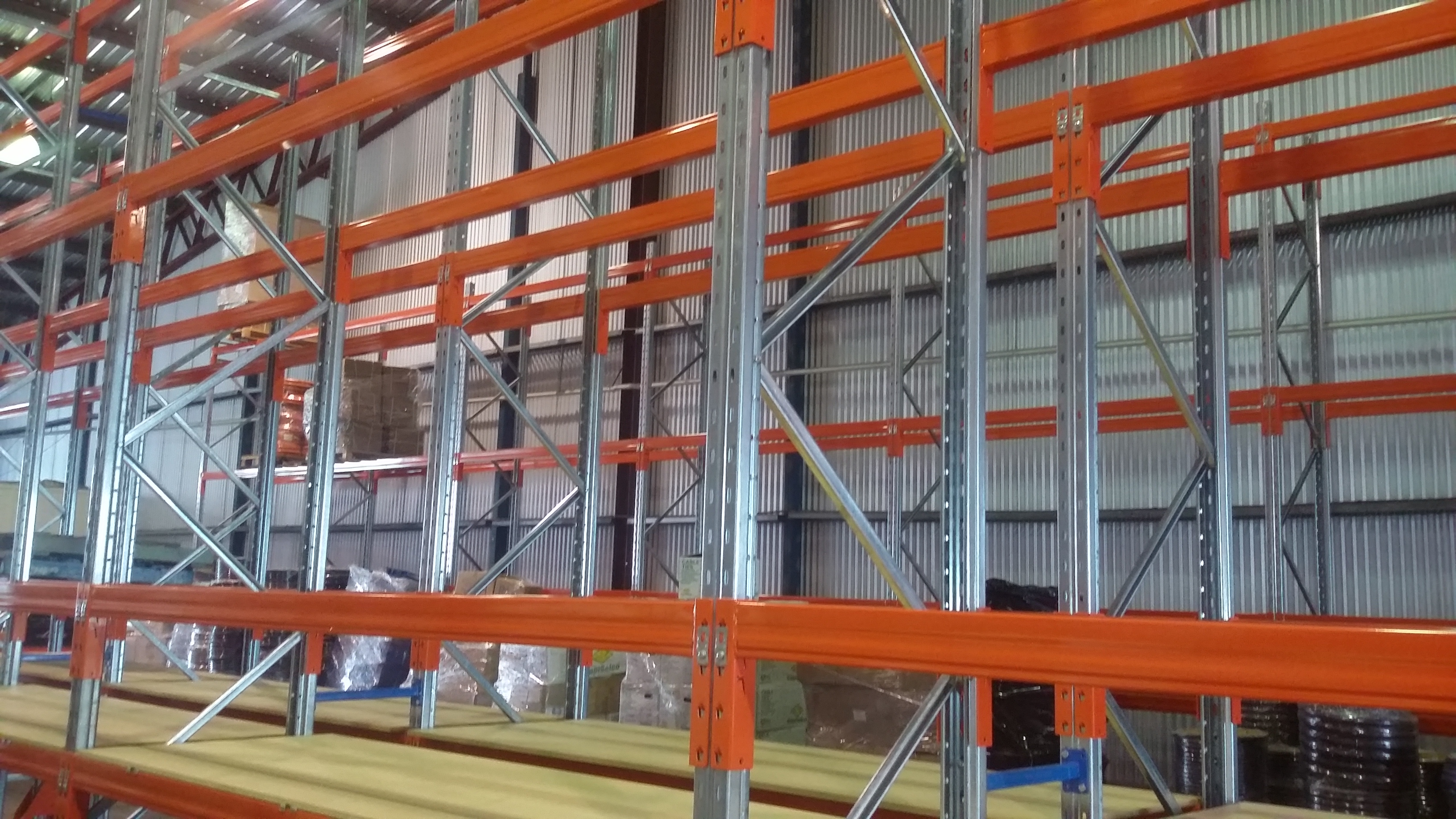 Pallet Racking Product | About Us