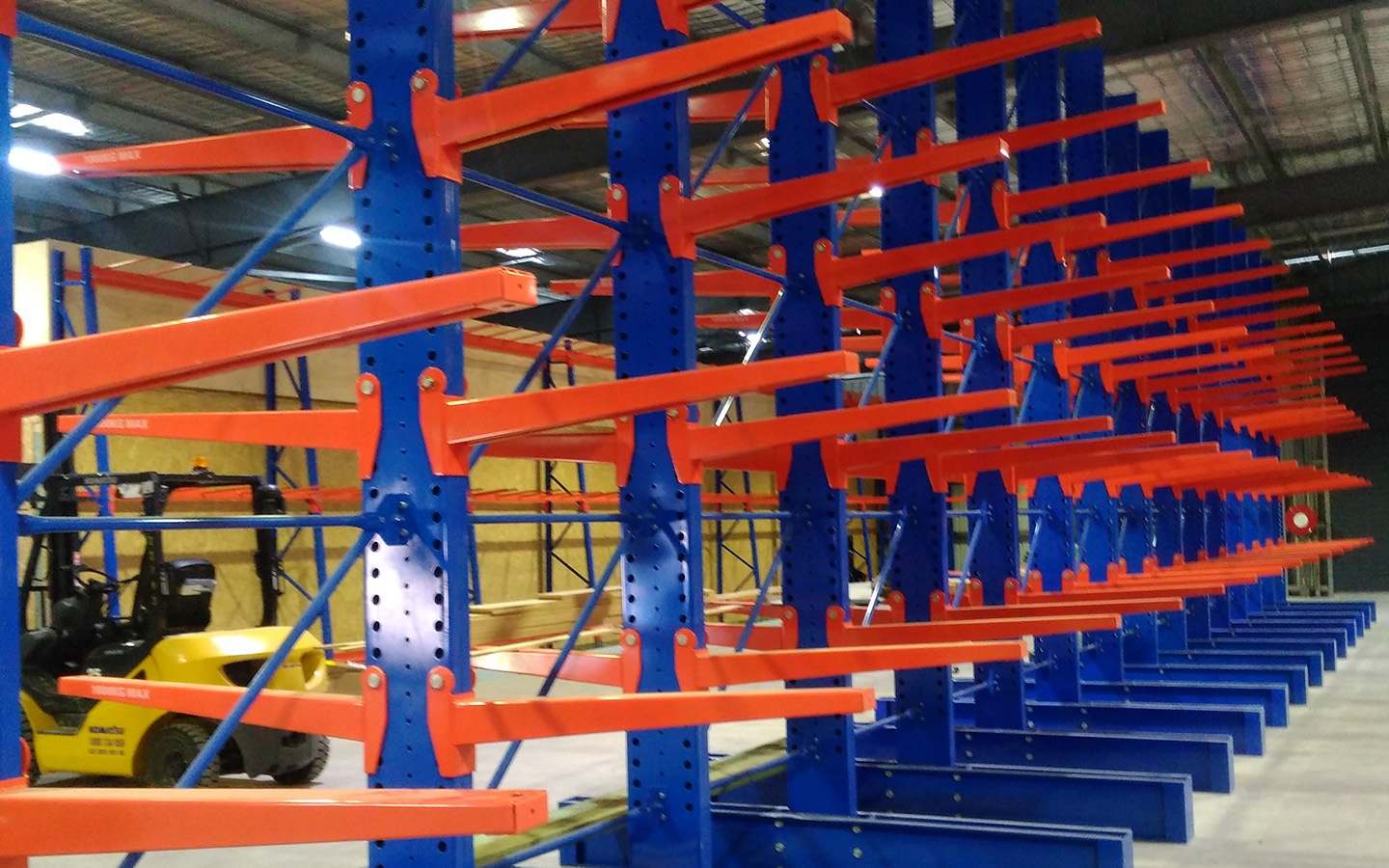 Pallet Racking Structure