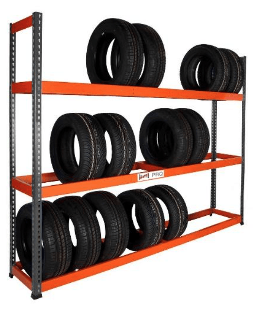 Tyre Racking | Tyre Shelving