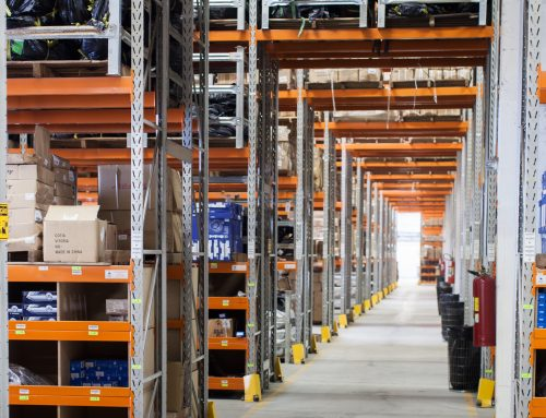 Five Critical Pallet Rack Safety Hazards