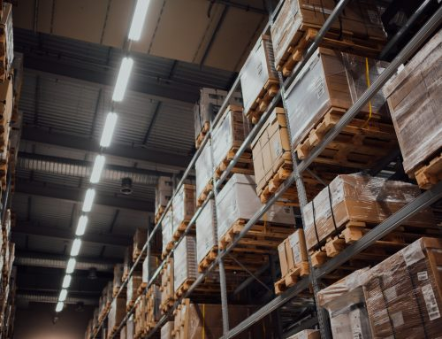 Setting up a Warehouse with Pallet Racking