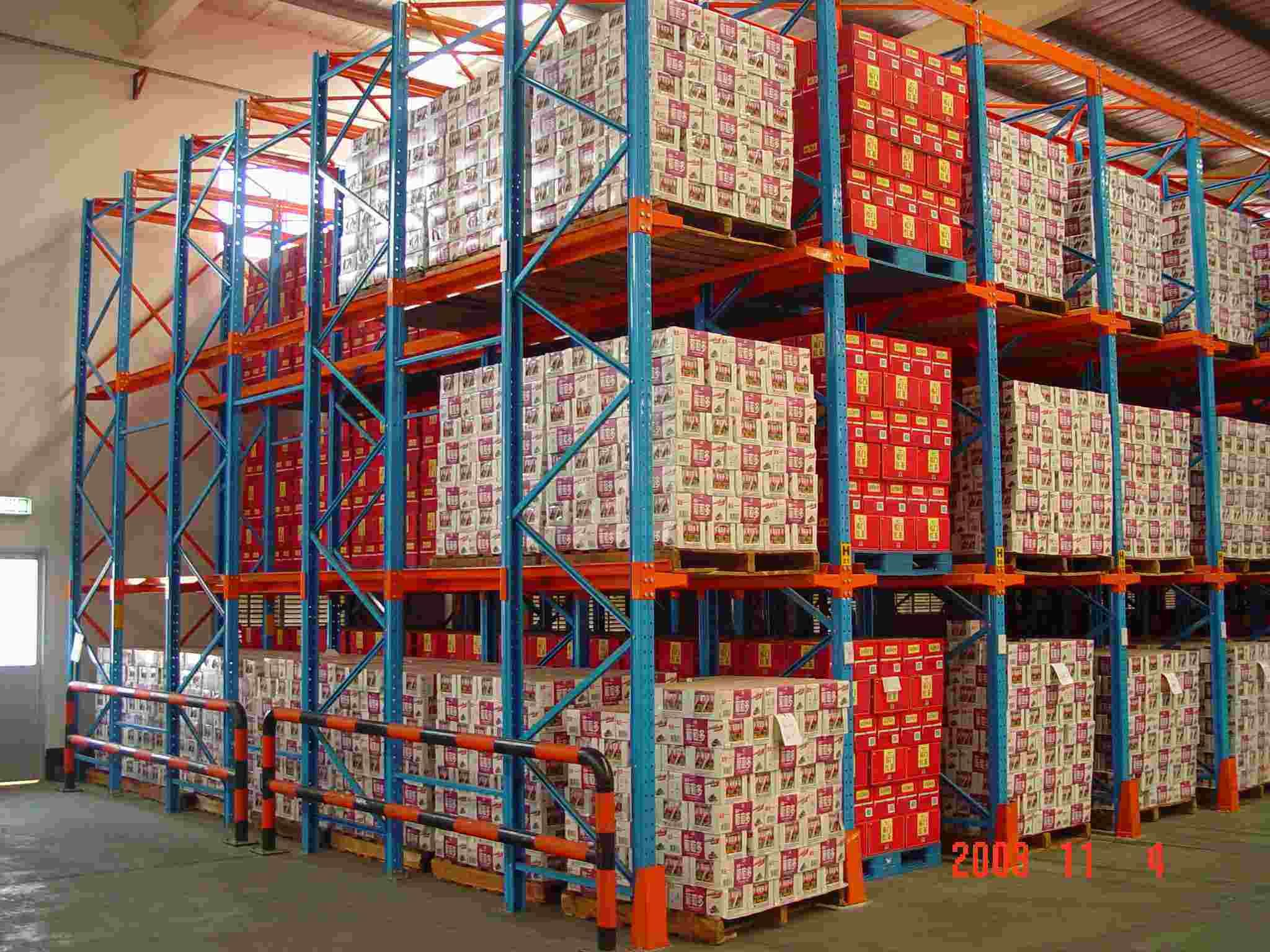 Small Pallet Racking